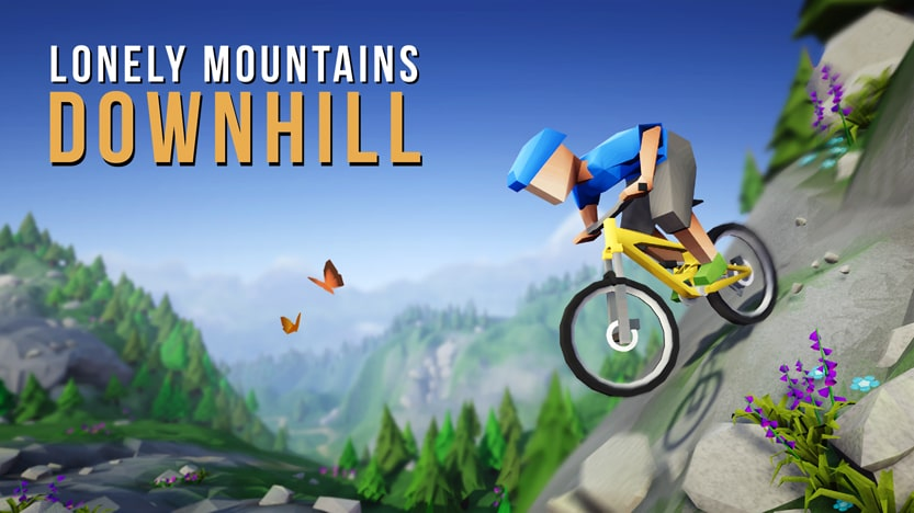 Test Lonely Mountains: Downhill. Un jeu simple et dépaysant