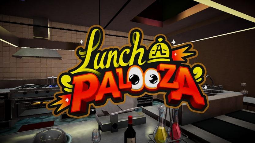 Test Lunch A Palooza sur Switch. Cauchemar dans les cuisines
