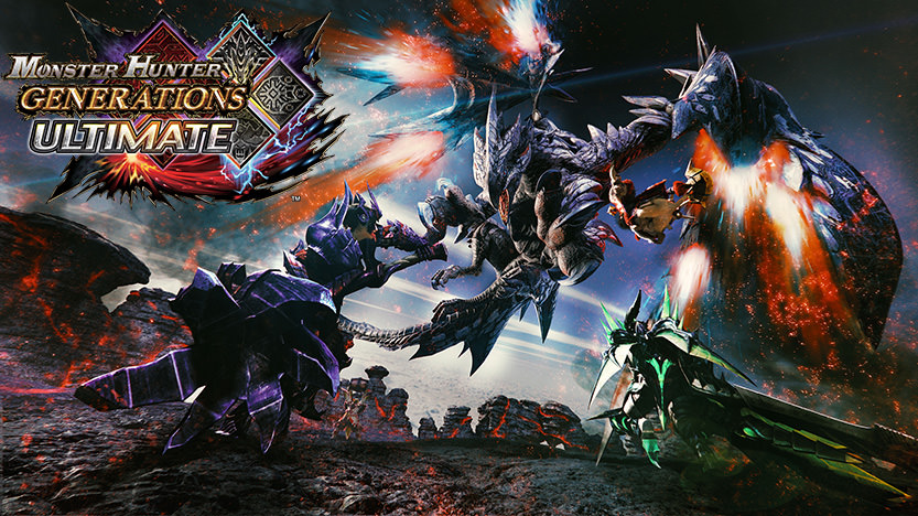 Découvrez le test du jeu Monster Hunter Generations Ultimate sur Nintendo Switch