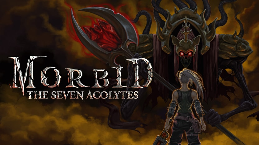 Test Morbid: The Seven Acolytes. Un Dark Souls dans l'univers lovecraftien