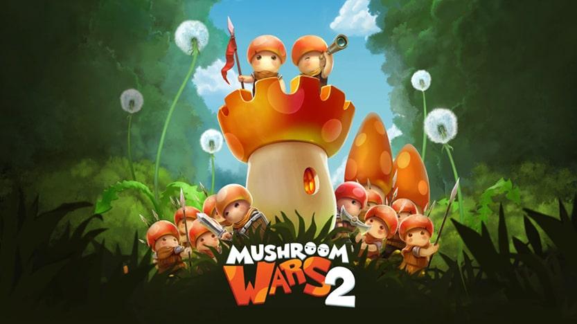 Test Mushroom Wars 2. Un jeu de stratégie taillé sur-mesure pour les consoles