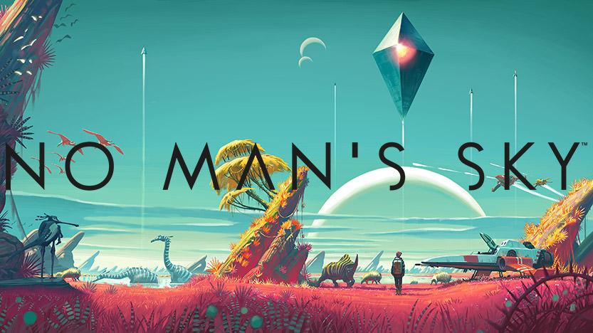 Test No Man's Sky : Un homme dans l'espace