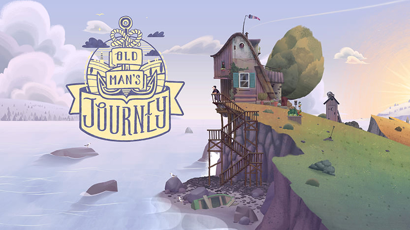 Test Old man's Journey. Un jeu d'aventure narratif très émouvant
