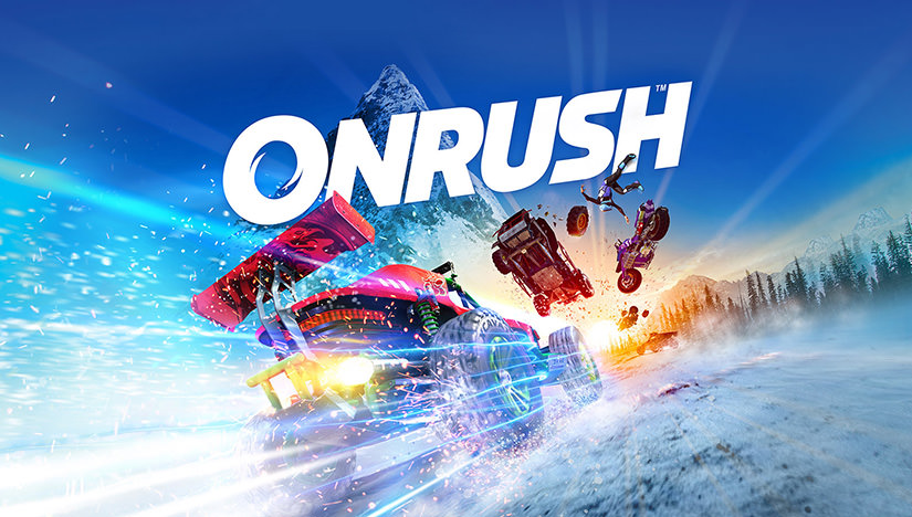 Test Onrush PS4, Xbox One. Le jeu de Codemasters entre course et action