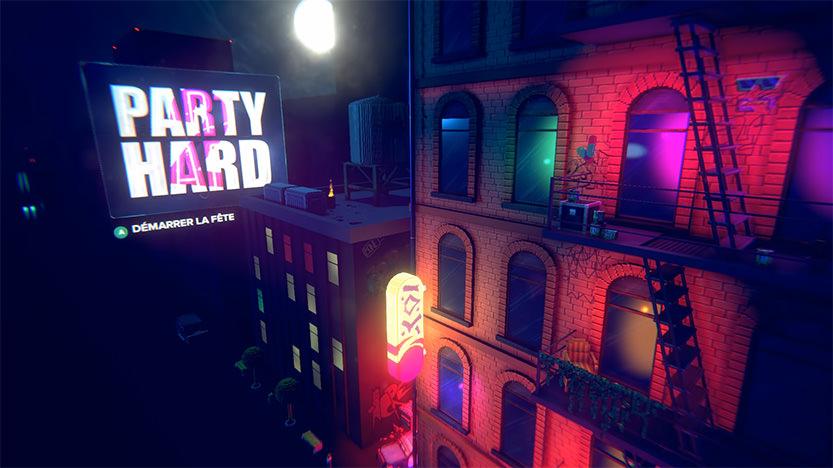 Test Party Hard 2 : Que la fête commence avec le slasher rétro