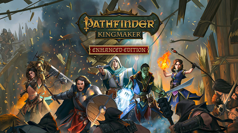Test Pathfinder Kingmaker Definitive Edition. Un RPG adapté d'un jeu de rôle