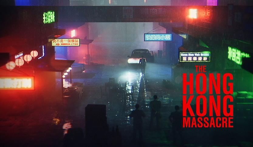 Test PS4 The Hong Kong Massacre. Hommage au cinéma d'action hongkongais