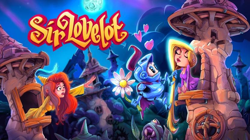 Test Sir Lovelot. Un adorable petit jeu, qui rappelle les jeux Amiga