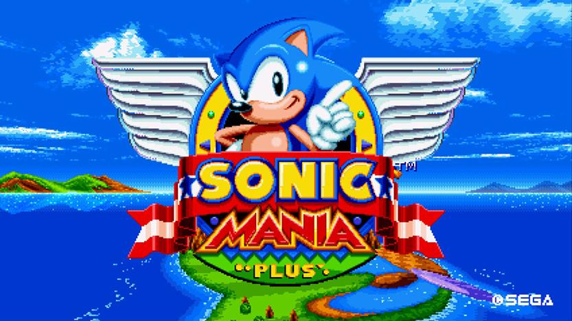Test Sonic Mania Plus Swich, PS4 et Xbox One. Le meilleur de Sonic