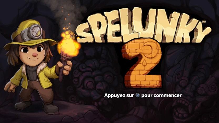 Test Spelunky 2 : une exploration abyssale dans le génie vidéoludique