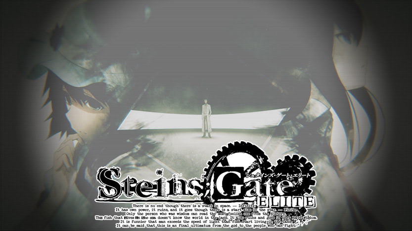 Test Steins Gate Elite sur Switch, PS4 et PC : le meilleur visual novel