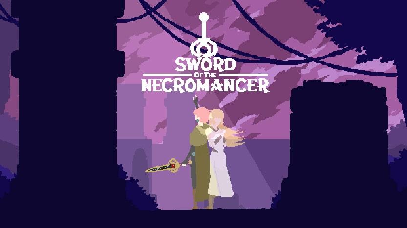 Test Sword of the Necromancer. Un dungeon-crawler - roguelike plaisant à jouer