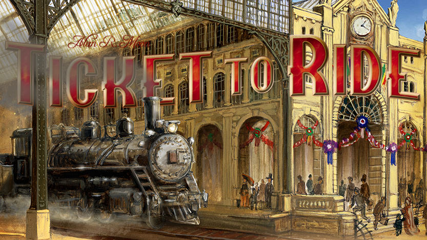 Test Ticket to Ride PlayLink : partez à la conquête du chemin de fer