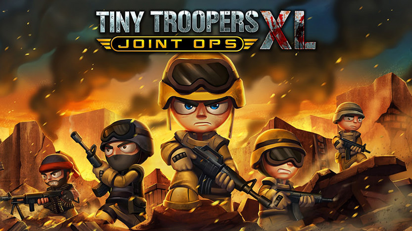 Test Tiny Troopers Joint Ops XL sur Switch