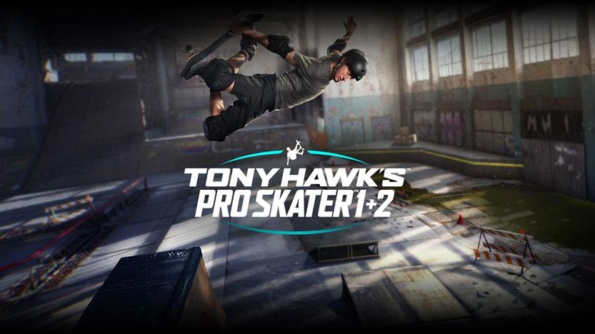 Test Tony Hawk's Pro Skater 1+2. La légende vivante du skate est de retour