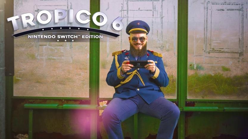 Test Tropico 6 sur Nintendo Switch. Un jeu prenant et totalement addictif