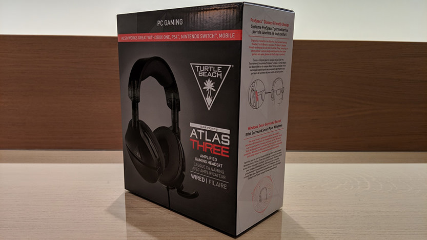 Test Turtle Beach Atlas Three. Un casque gaming pour les Battle Royale