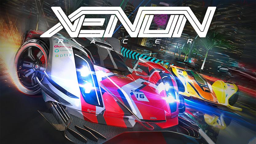 Test Xenon Racer : La vision futuriste des championnats boostés au Xenon