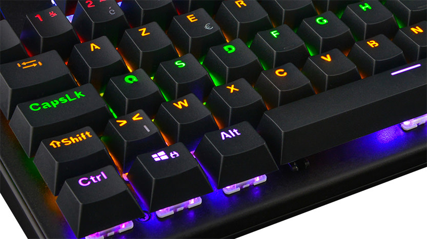 The G-Lab Keyz Carbon 2, test d'un autre clavier gamer mécanique