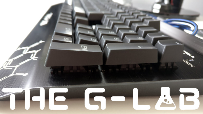The G-Lab Keyz Meca, test d'un clavier gamer mécanique