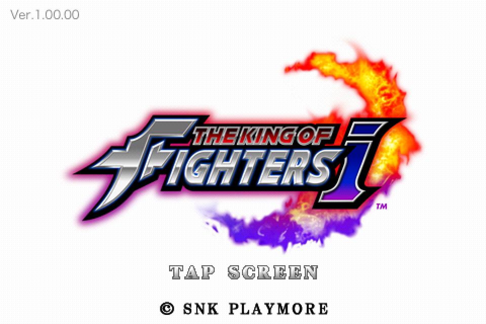 Découvrez le test du jeu The King Of Fighters I (KOF-I) sur iphone