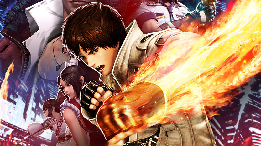 The King of Fighters XIV - Preview