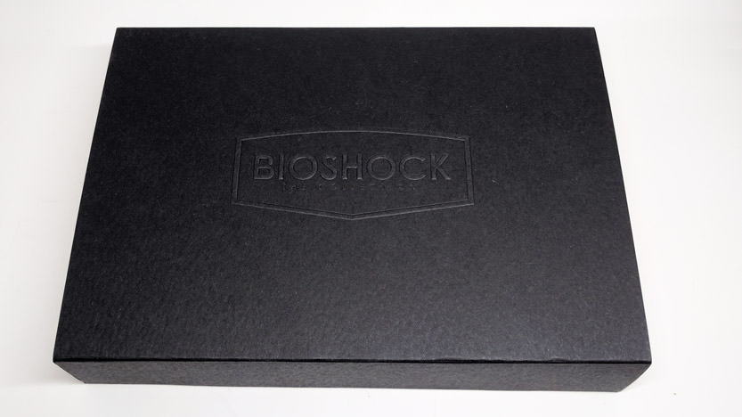 Unboxing du Press Kit du jeu BioShock: The Collection