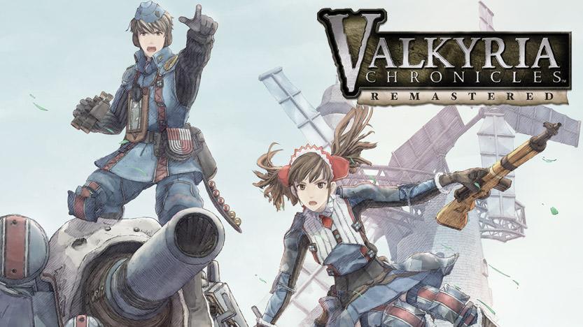 Valkyria Chronicles Remastered Europa Edition : Contenu du coffret