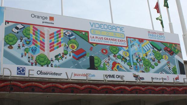 VideoGame Story s'installe à Paris du 30 juin au 7 septembre 2014
