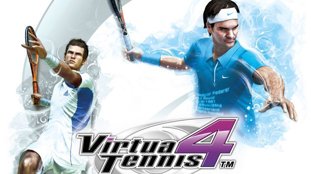 Virtua Tennis 4 VS Top Spin 4