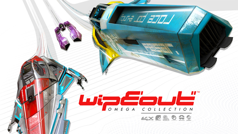 WipEout Omega Collection, épisode ultime de la saga