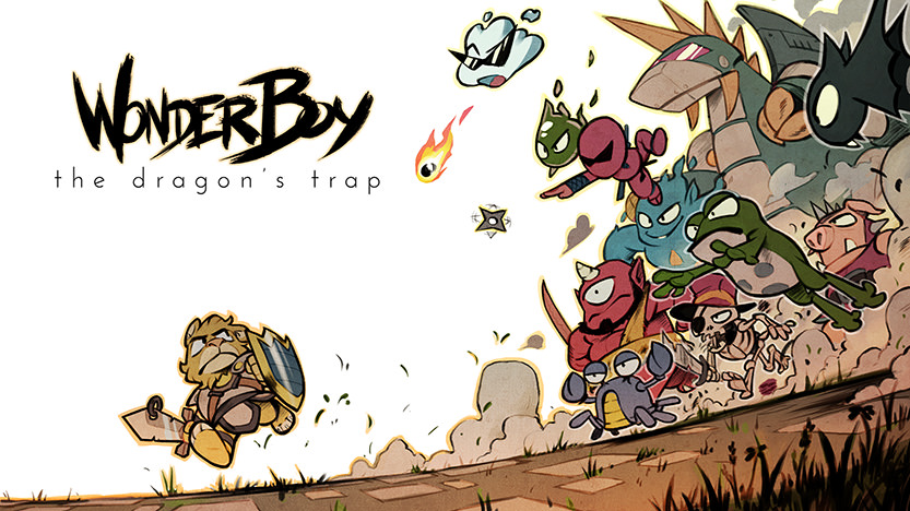 Wonder Boy: The Dragon's Trap test PS4