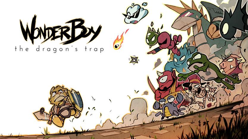 Wonder Boy: The Dragon's Trap test PS4