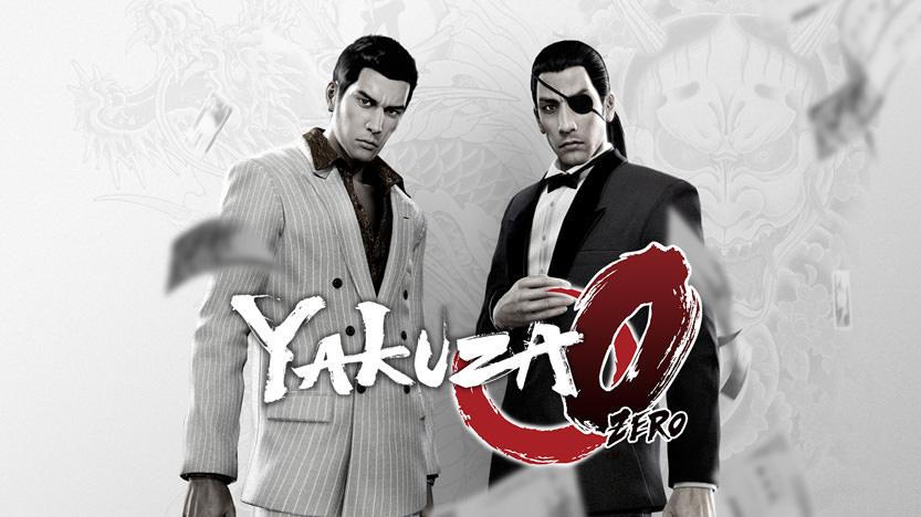 Yakuza 0 Test sur PS4