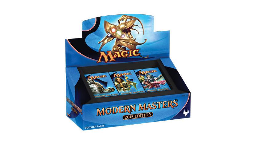 Construction de Deck Magic The Gathering avec Modern Master 2 Edition 2015
