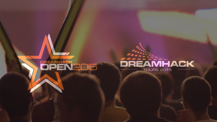 DreamHack Tour France 2015