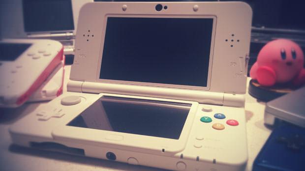 Déballage et premières photos de la console New Nintendo 3DS Ambassador Edition