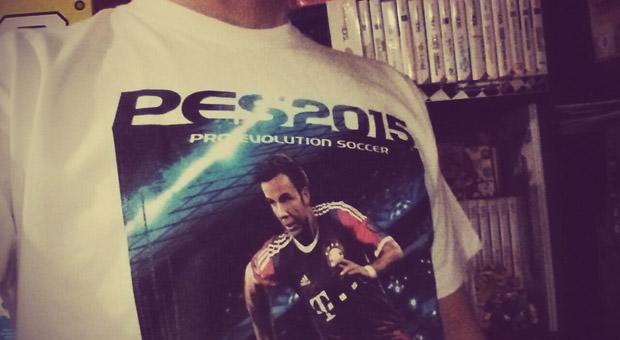 La soirée de lancement de Pro Evolution Soccer 5