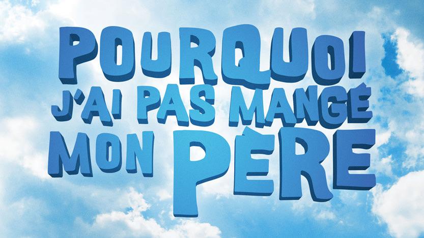 Critique du film d'animation Pourquoi J'ai Pas Mangé Mon Père de et avec Jamel Debbouze
