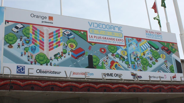 PARIS GAMES WEEK...