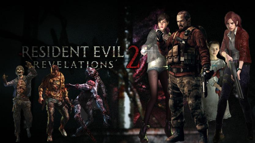 Le test du jeu Resident Evil : Revelations 2 sur PS4