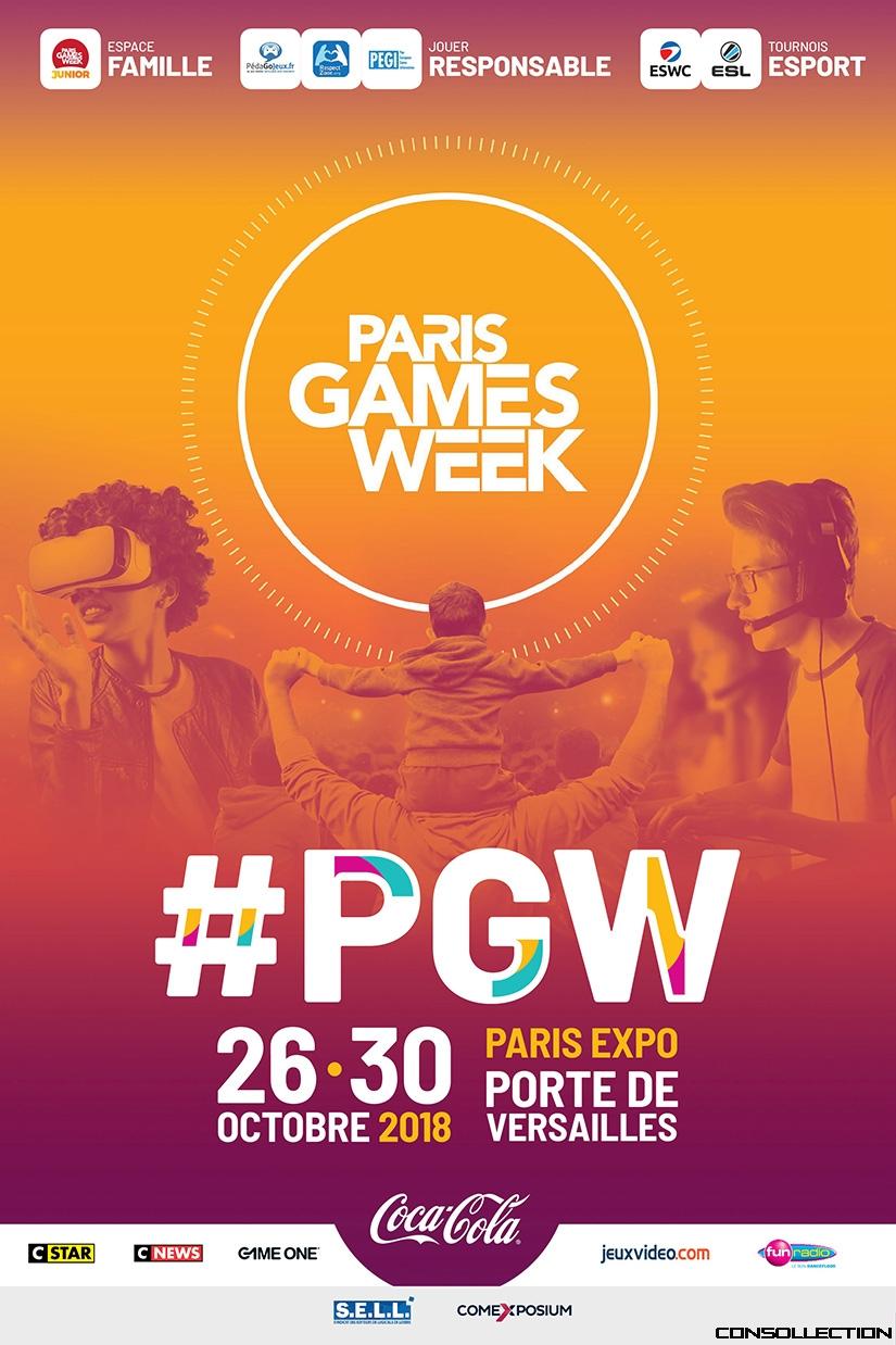 Affiche PGW 2018