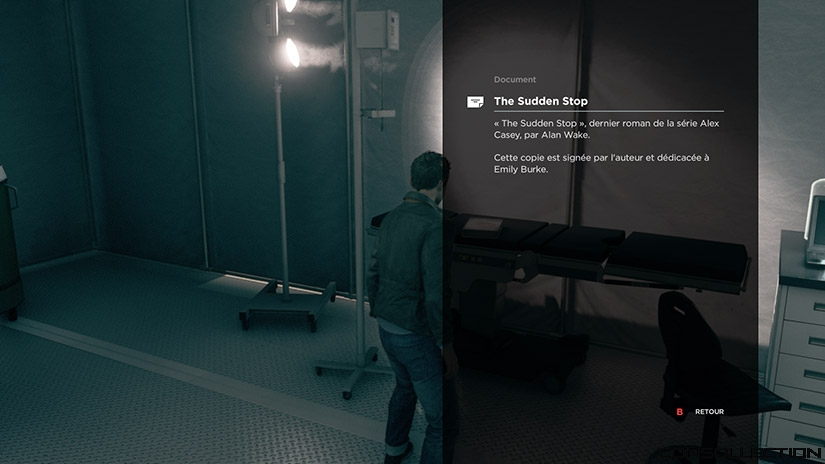 Alan Wake dans Quantum Break