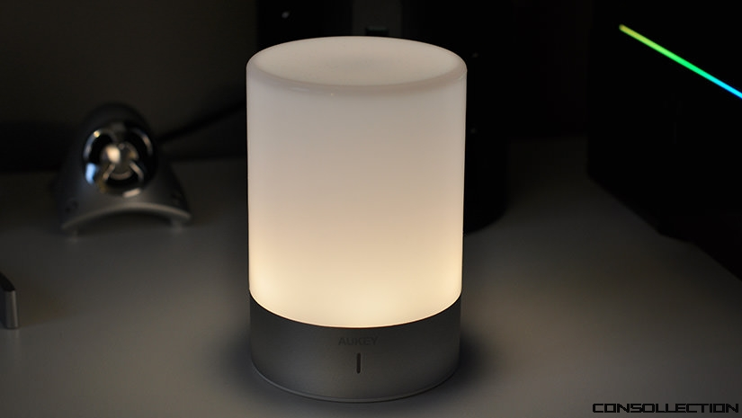 Aukey Mini Touch Control LED Lamp