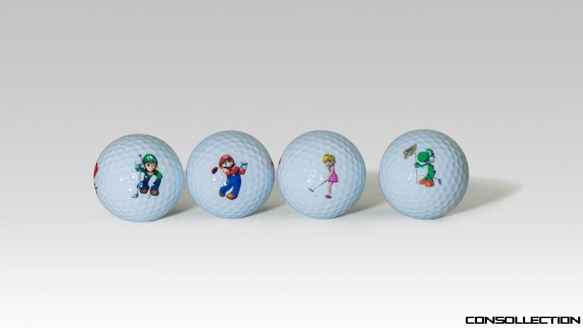 Balles Mario Golf