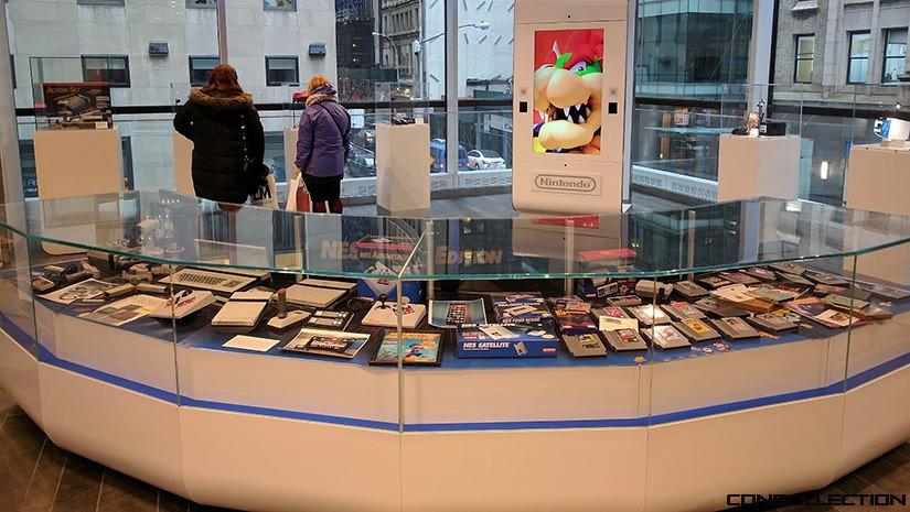 Boutique Nintendo à New York