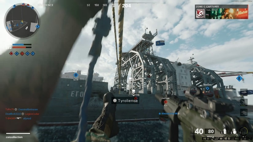 Call of Duty : Black Ops Cold War : Armada
