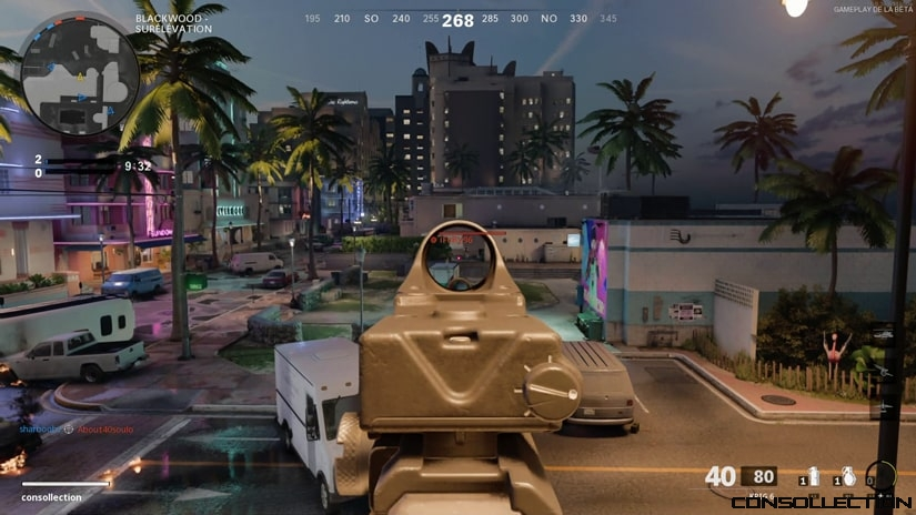 Call of Duty : Black Ops Cold War : Miami