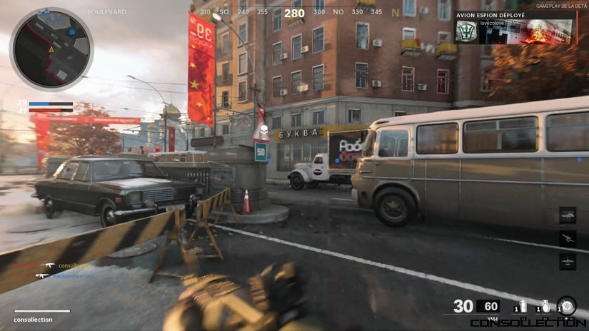 Call of Duty : Black Ops Cold War : Moscow