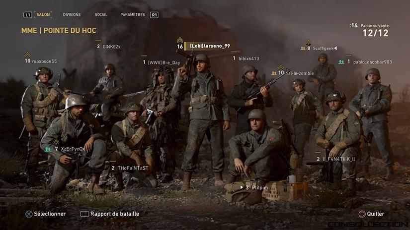 Call of Duty World War II